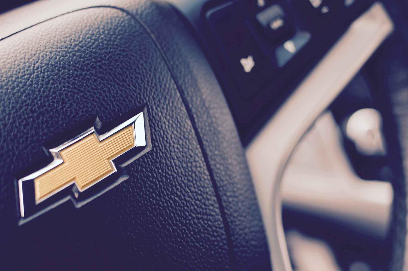 gm steering wheel